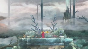Child of Light: light versus dark and coming of age