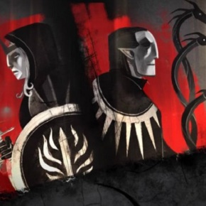 Mages in Dragon Age, pt 2: Mage-Templar war and the dynamics of church andstate